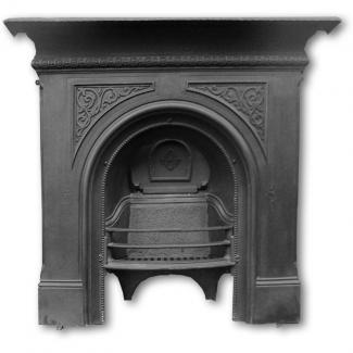 Original Complete Fireplaces