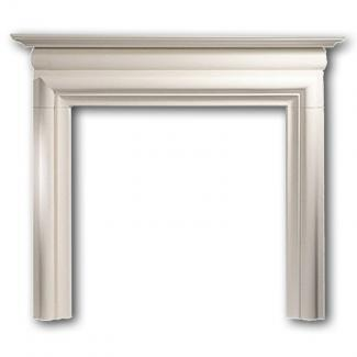 Asquith Mantel in aegean limetone