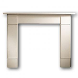 Brompton 56 Fire Surround aegean limestone