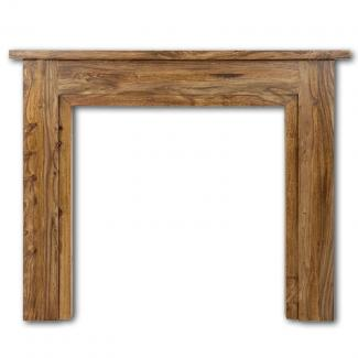 The Colorado Wooden Mantel
