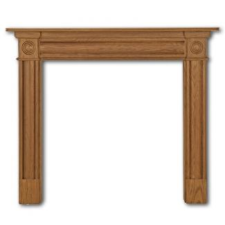 The Derry Wooden Mantel