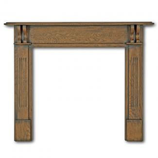 The Earlswood Wooden Mantel