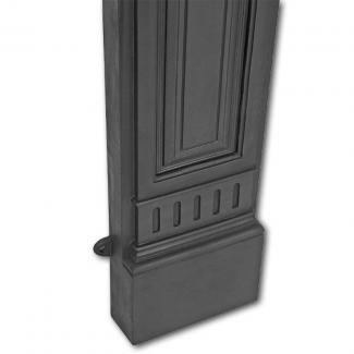 The Hampton Cast Iron Fire Surround foot