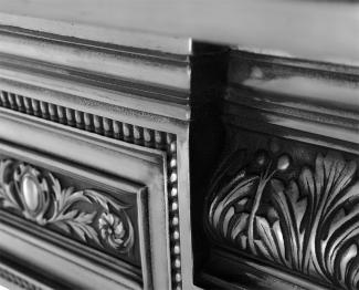 The Knightsbridge Cast Iron Fire Surround detail
