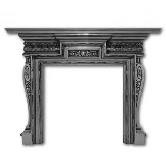 The Knightsbridge Cast Iron Fire Surround