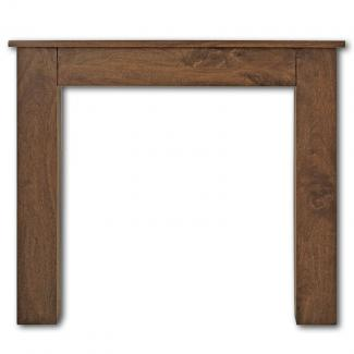 The New England Wooden Mantel ( Narrow Opening )
