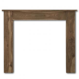 The New England Wooden Mantel