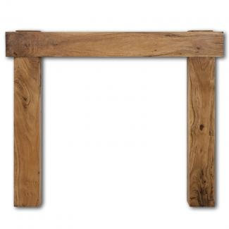 The New York Wooden Mantel