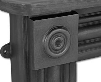 The Regent Cast Iron Fire Surround detail