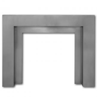 The Sherbourne Steel Fire Surround