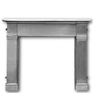 The Somerset Cast Iron Fire Surround